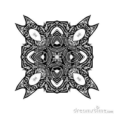 Animal Skin Vector Glyph Symbol