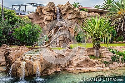 Animal Zoo Enclosure