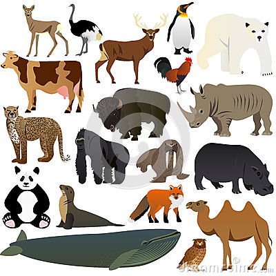 Free Animals 1 Royalty Free Stock Images - 33106699