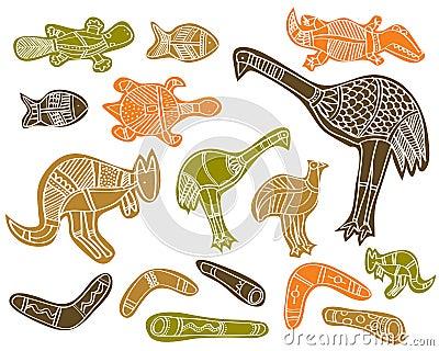 Animals aboriginal