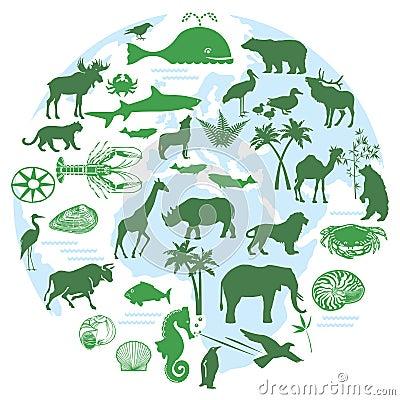 Free Animals And Biodiversity Royalty Free Stock Image - 28900966