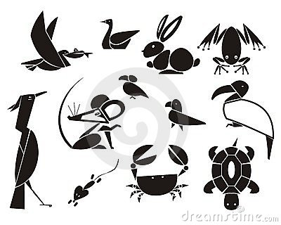 Animals and Birds