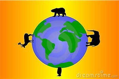 Animals of the Earth