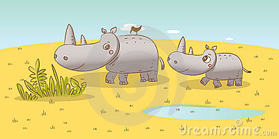 Animals family