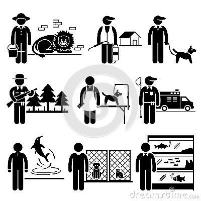 Animals Related Jobs Occupations Careers