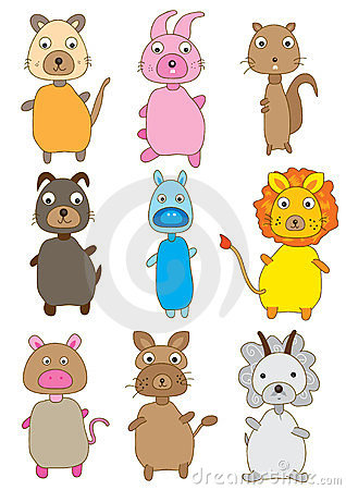 Animals Sets_eps
