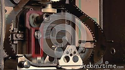 Animationskamera stock video