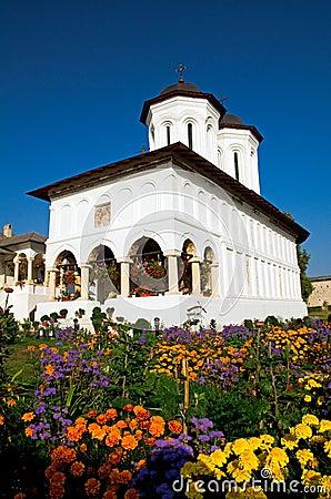Free Aninoasa Monastery - Romania Royalty Free Stock Image - 21316816
