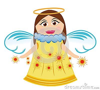 Anioł gwiazdy