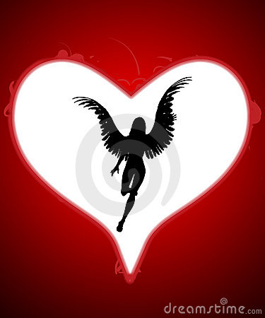 Anioł Mój Serce