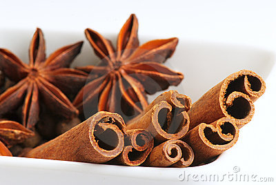Anise and cinnamon - 2