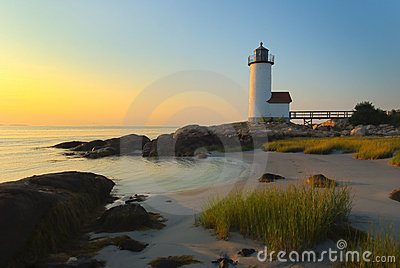 Anisquam lighthouse 2