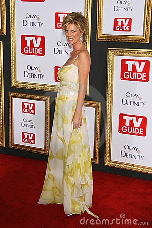 Anita Seelig at the 2007 TV Guide Emmy After Party. Les Deux, Hollywood, CA. 09-16-07 Editorial Photography