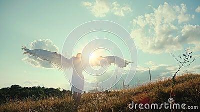 Anjo branco e sol filme