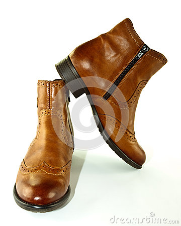 Free Ankle Boots Royalty Free Stock Photography - 45660227