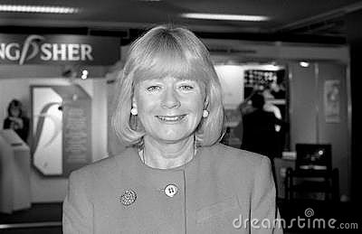 Ann Clwyd Editorial Stock Photo