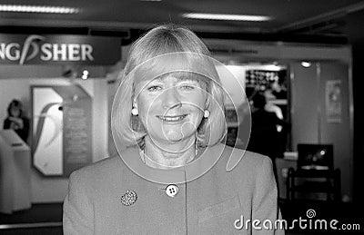 Ann Clwyd Editorial Stock Photo