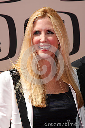 Ann Coulter Editorial Photo
