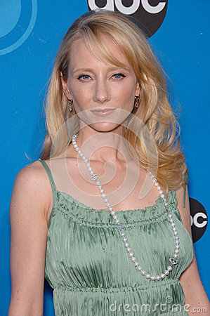 Ann Heche Editorial Image