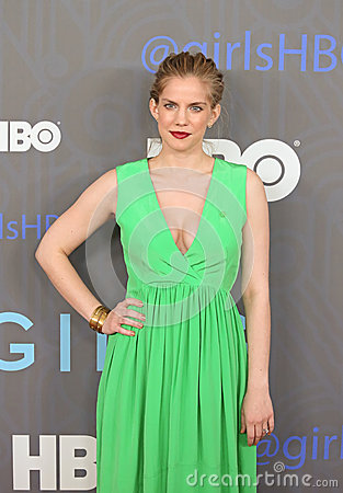 Anna Chlumsky Editorial Image