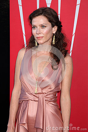Anna Friel  Editorial Stock Image