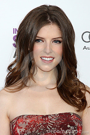 Anna Kendrick Editorial Photography