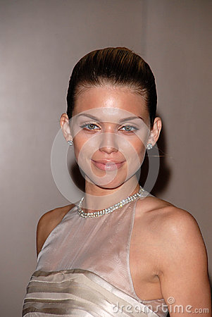 AnnaLynne McCord at the 35th Annual Gracie Awards Gala, Beverly Hilton, Beverly Hills, CA. 05-25-10 Editorial Image