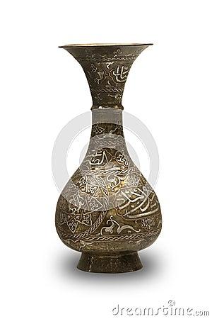 Anncient byzantine vase