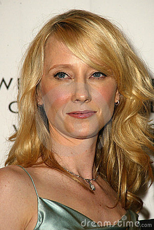 Anne Heche Editorial Stock Photo