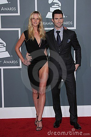 Anne V,  Adam Levine Editorial Photography