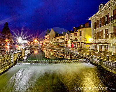 Annecy, France Editorial Photography