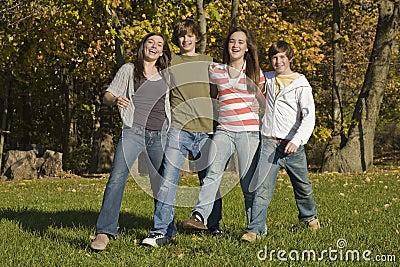 Années de l adolescence