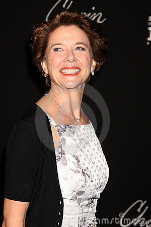 Annette Bening Editorial Photo