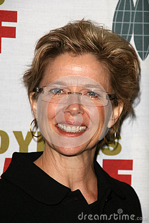 Annette Bening Editorial Stock Image