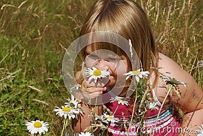 Annie e łąki