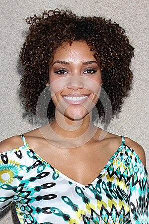 Annie Ilonzeh Editorial Stock Image