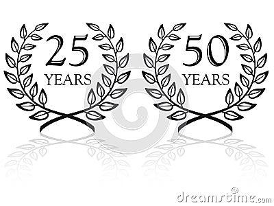 Anniversary Seals 3