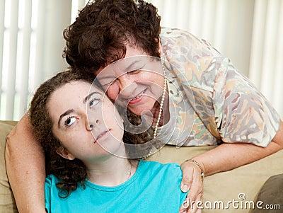 Annoying Aunt Betty