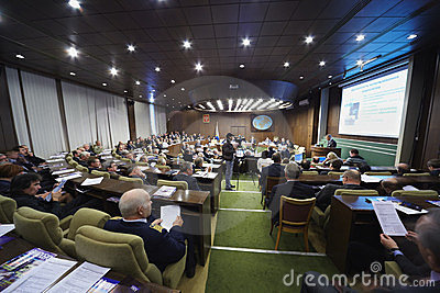 Annual Helicopter Forum of the HIA Editorial Image