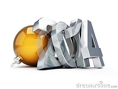 Ano novo feliz 2014