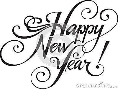 Ano novo feliz!