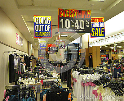 Clothing stores in washington dc