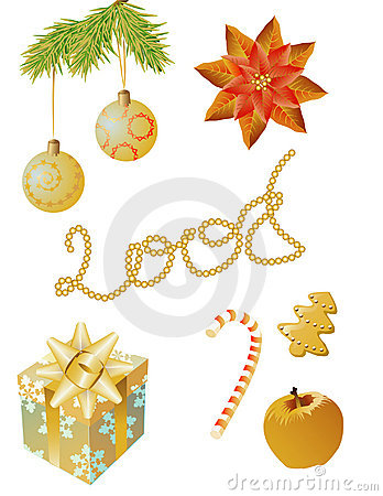 Another Christmas clip-art