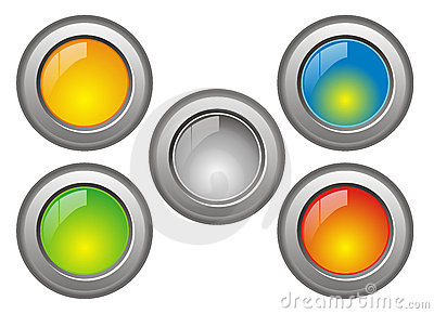 Another cool vector web buttons