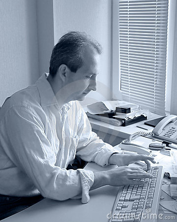 Free Another Day At The Office Stock Photos - 42113