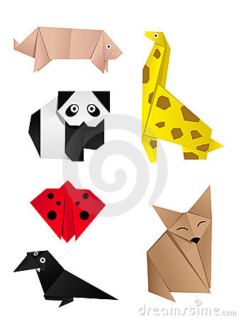 Another Origami Animal