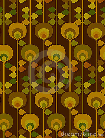 Another seamless seventies pattern