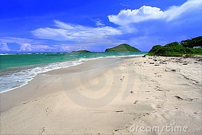 Anse de Sables Beach - Saint Lucia