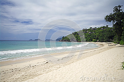 Anse Louis, Tropical paradise, Seychelles