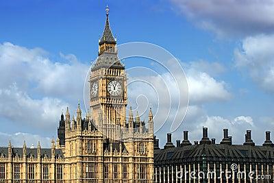 Ansicht von Big Ben